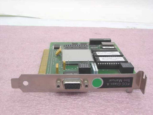 IBM ISA 8-Bit Turbo Network Card (92F5922A)