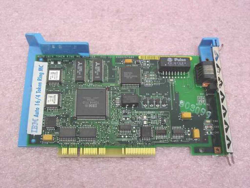 IBM Auto 16/4 Token Ring MC Adapter 92G7690