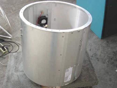 Unbranded Generic Water Cooled Jacket for Sputtering / Vacuum Bell Jar Chambers