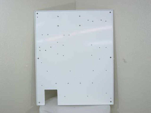 Hoffman 12 Gauge Aluminum Panel - White Enamel Finish A-36P30