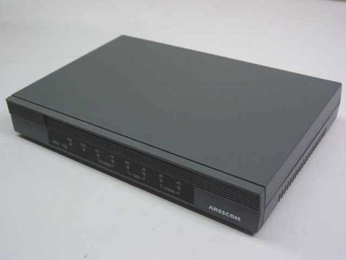 Arescom ISDN U-interface and 2 analog ports (Apex 1100-3/1)