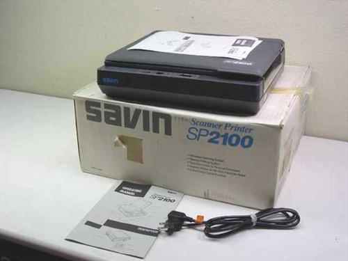 Savin SP2100 Scanner Printer - Vintage in Box