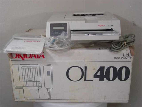 OKIDATA LED Page Printer EN2510A - AS IS