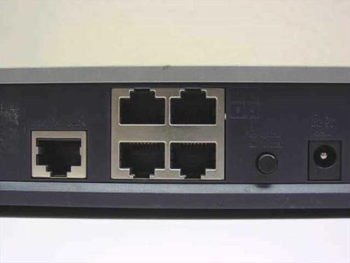 Belkin 4-port cable/dsl gateway router (F5D5231)