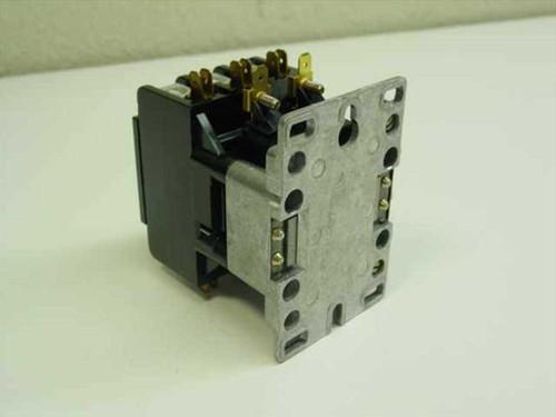 General Electric CR353AD3BA1B 3-Phase Magnetic Starter 40Amp 240/480/600 Volt AC
