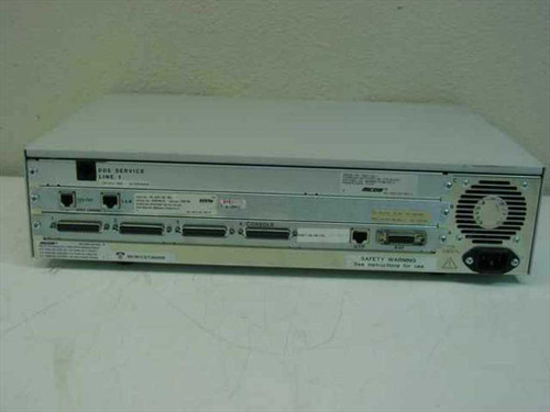 Micom NR 75 E/BABT NetRunner 75E Easy Router Enet Console AUI Ports
