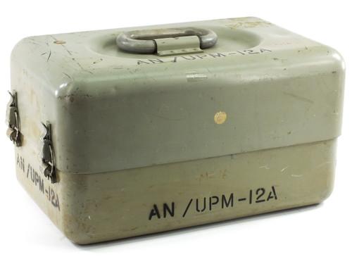 Sperry Microwave AN / UPM-12A X-band Radar or Ham Radio Equipment Test Set VSWR