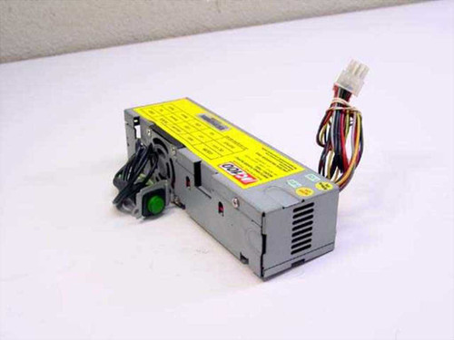PC 100 PS80 60 Watt Small Form Factor 6-Pin Power Supply Power Switch Cable