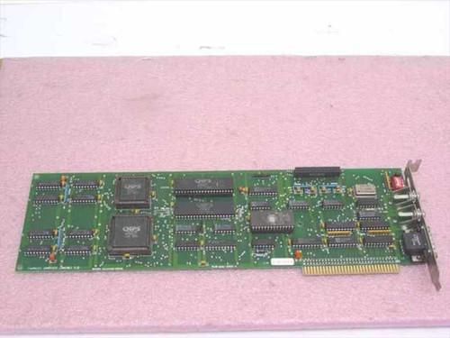 Heath EGA Video Card 8-Bit ISA 150-256-1