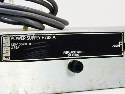 Digital Power Supply H7421A