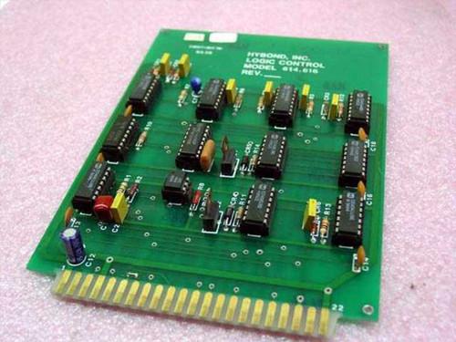 HyBond Model 616, 614 Logic Control Card