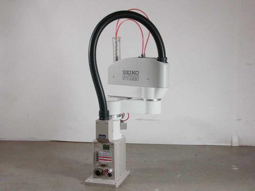 Seiko TT8450 D-Tran Multitasking SCARA Robot - No Controller or Cables