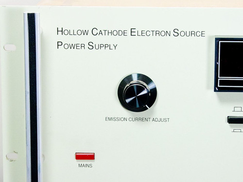 Commonwealth Scientific HCES 5000 Hollow Cathode Electron Power Supply - As Is
