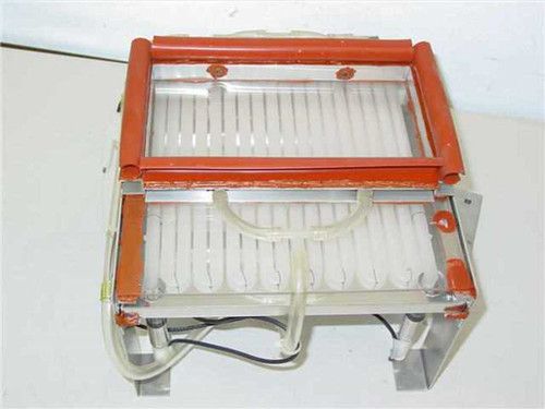 UV Light frame (discharge tube)