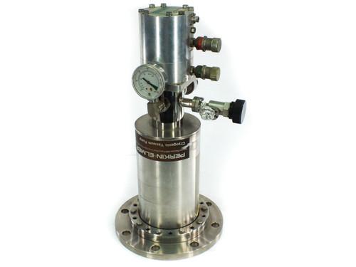 Air Products DE 202 0 S P Displex Cold Head - Perkin-Elmer Cryogenic Vacuum Pump