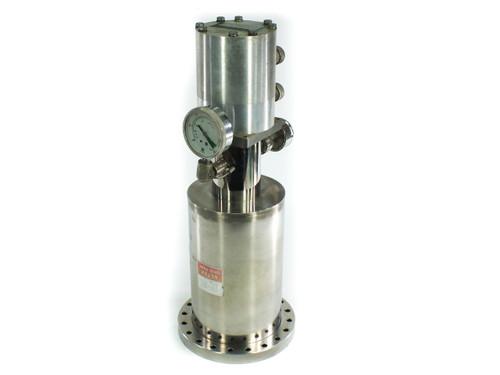 Air Products DE 202S Displex Cold Head Perkin-Elmer Ultek Cryogenic Vacuum Pump