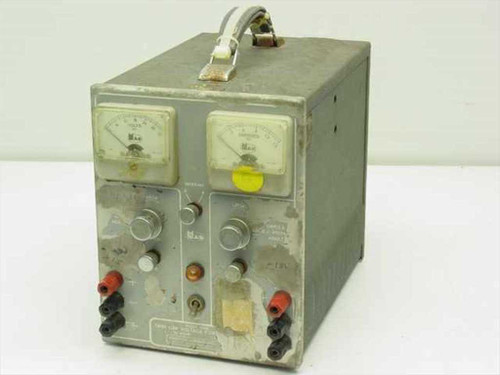 Harrison Laboratories 2-36V Twin DC Power Supply Model 800A