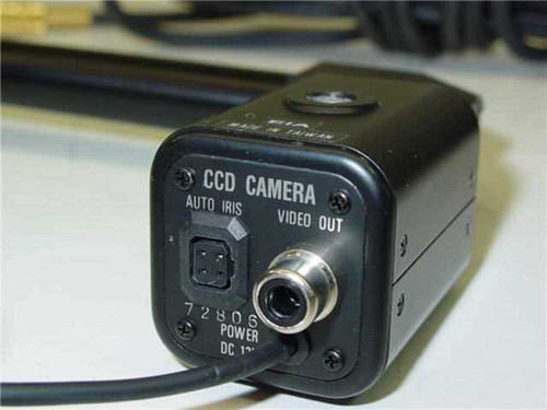EIA Led / IR illumination CCD Camera with Illuminated Optical Tube