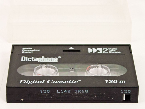 Dictaphone 120M Digital Cassette  DDS-2