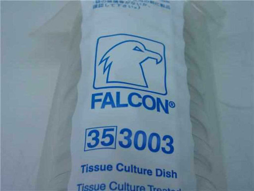 Falcon 353003 Tissue Culture Dish 100 x 20mm style - SEALED Bag of 20