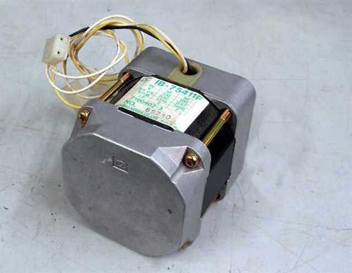 Shinamo Kensi IB-75411F 100VAC 7µF Bi-Directional Electric Motor
