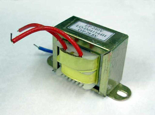 Unbranded LQ-D041144H Small Transformer PRI: 240 VAC SEC: 29 VAC - New Open Box