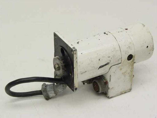 Photo-Sonics Series GOV Film Camera Drive Motor
