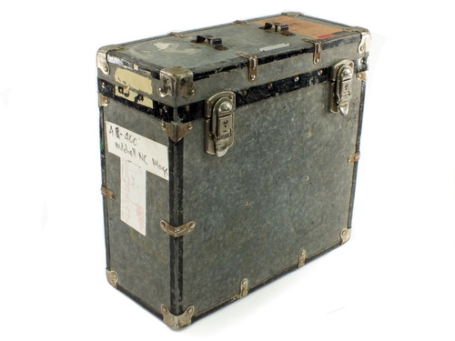 Victor Duncan S4L S4GD 35mm Film Reel Magazine Travel Case 400-Foot - As Is