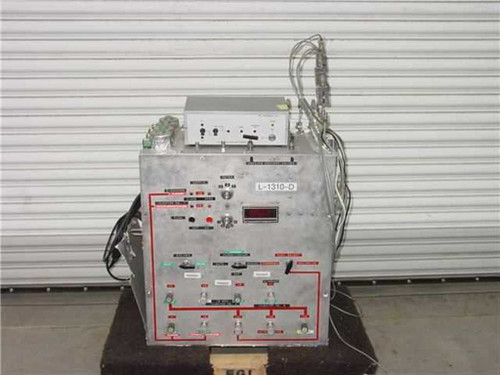 MRI Instruments XP16 Controller for Laser Gases with Validyne Valves - As Is