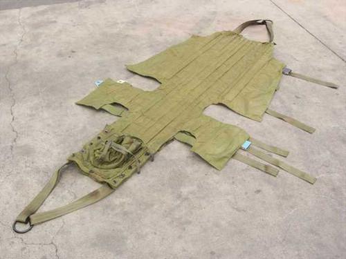 C.R. Daniels Mountain Rescue Litter Medevac Stretcher Semi-rigid Poleless