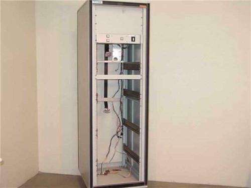 """Varian / Berger 19"""" Steel RackMount Cabinet 40U"""
