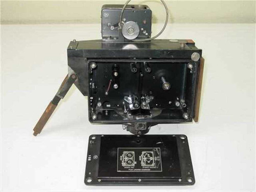 Flight Research Multidata Scientific 35mm Film Camera Model IV-EXA