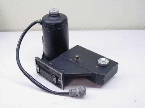 Photo-Sonic Motorized film take up unit for 35 mm x 1000' Maga 4B & 4C