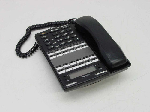 Panasonic VB-44223-B Office Phone with Handset - BLACK