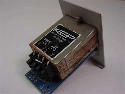 Kessler-Ellis Products 476666-1 Electromechanical Counter - Bell + Howell Driver