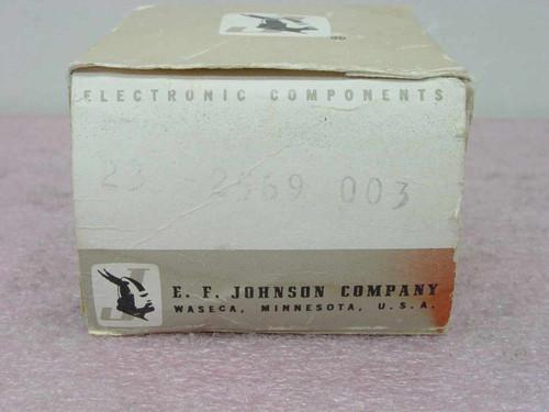EF Johnson 23-2569 003 Duplex Filter New in Box