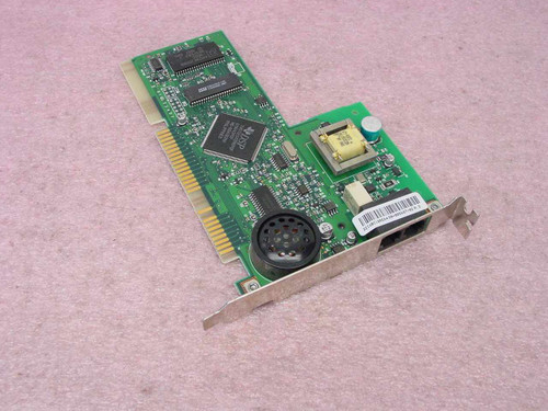 US Robotics 005687-02 16-Bit ISA 56K Sportster Faxmodem V90 - 0584 - NO JUMPERS
