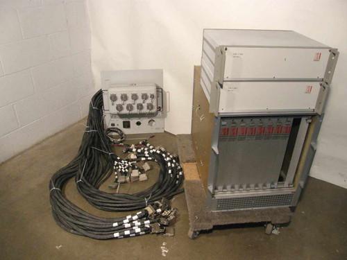 Maxsys VSX Model 465 Satellite Test Station Satcom Load Bank -Interface Adapter