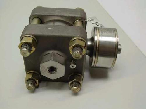 Schlumberger Differential Pressure Transducer LH 316 55