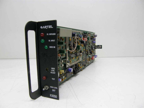 ARTEL R3050 Satelite Equipment R3050-840 - RF Satcom Microwave Communication
