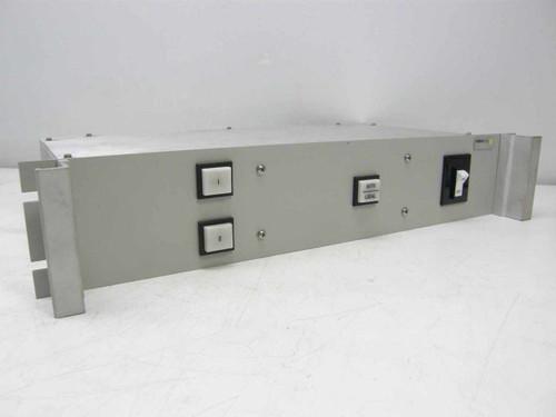 Varian Satcom Switch Control VJC6767D8T7