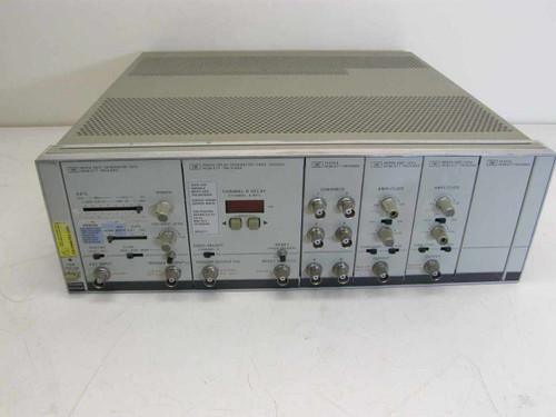 HP 8080A Main Frame with 8091A, 8092A, 15402A, 8093A x2 , 15401A Plug Ins