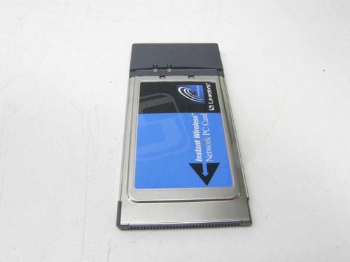 Linksys WPC11 PCMCIA Instant Wireless-B Network Laptop Card