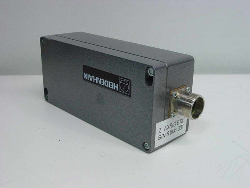 Heidenhain EXE 610 C Encoder Interpolation Box from Mask Alignment System