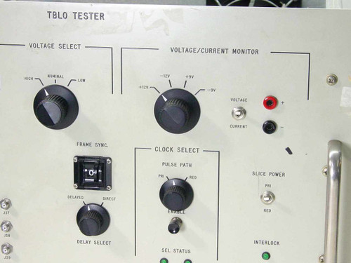 TBLO Tester F817176-1