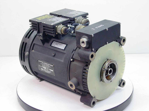 Pacific Scientific 5371 28 VDC 400 Amp Engine Generator for Military Tank