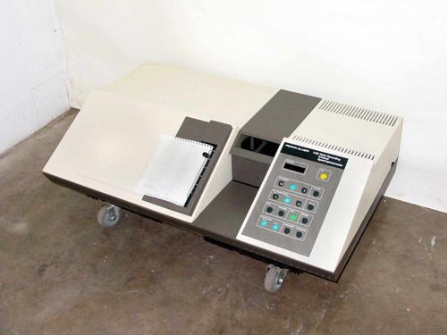 Perkin-Elmer Ratio Recording Infrared Spectrophotometer 1430 - AS IS
