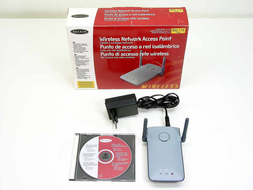 Belkin Wireless Access Point 802.11b / 11Mbps (F5D6130)