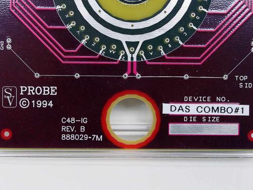 SV Probe Inc. 888029-7M DAS Combo 1 SV RMA419-04 C48-IG