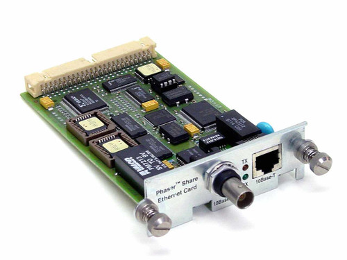 Tektronix Phaser Share Ethernet Card 671-4128